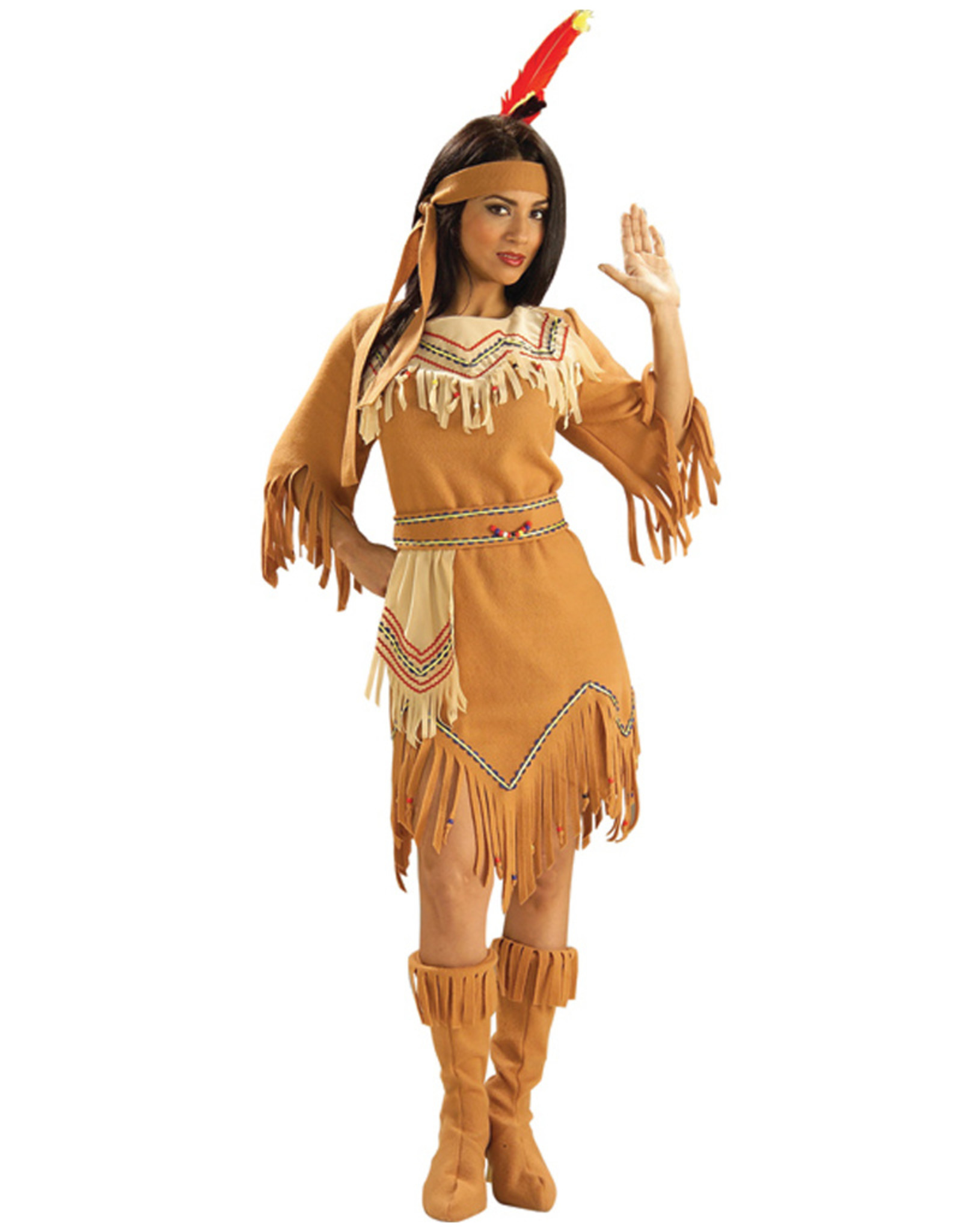 Native American Maiden Costume - Women's