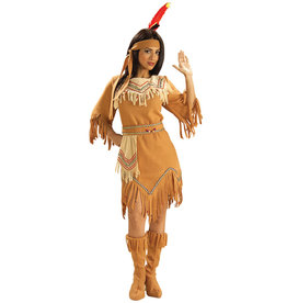 Native American Maiden Costume - Women's