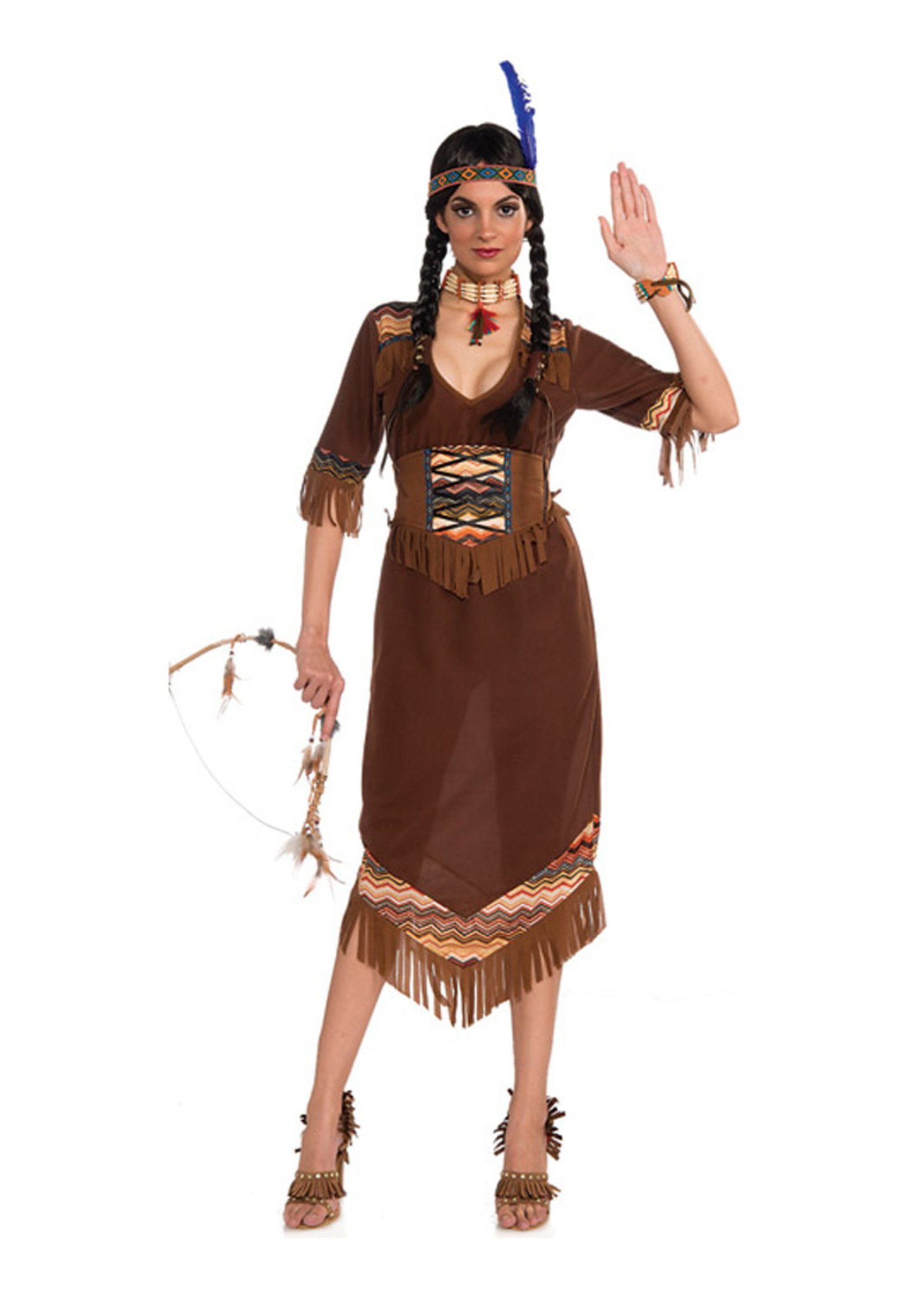 Princess Little Deer Costume - Women's