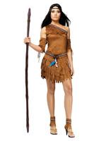 Pow Wow! Costume - Women's