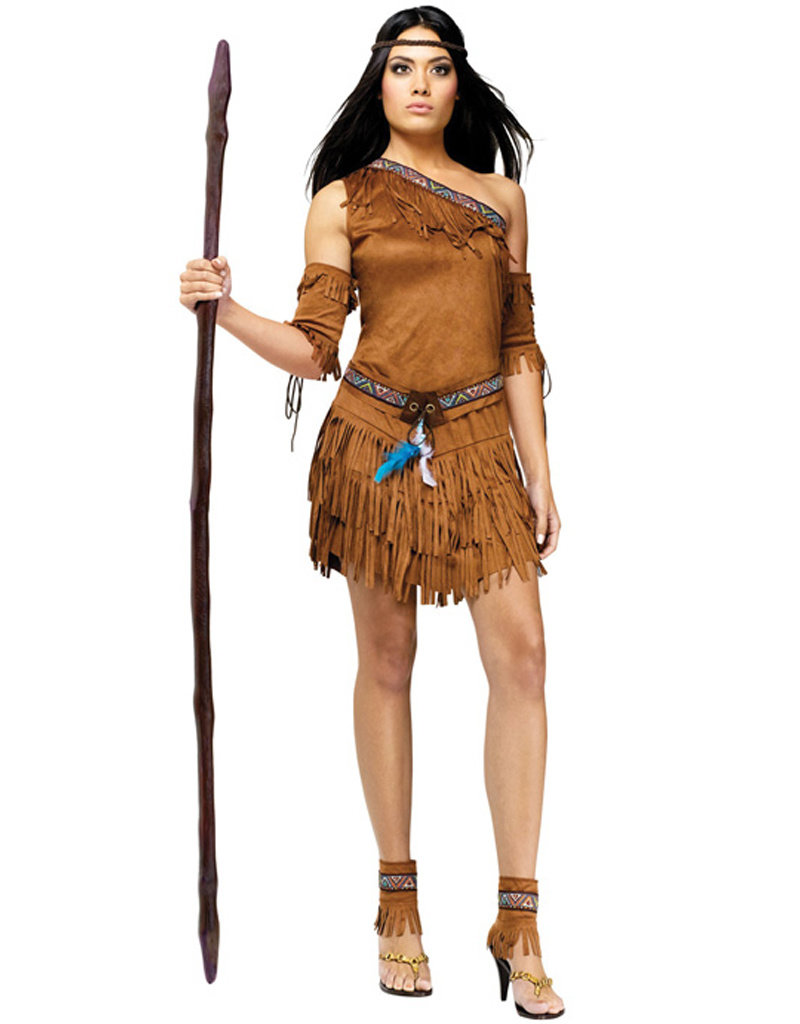 Pow Wow! Costume - Women's