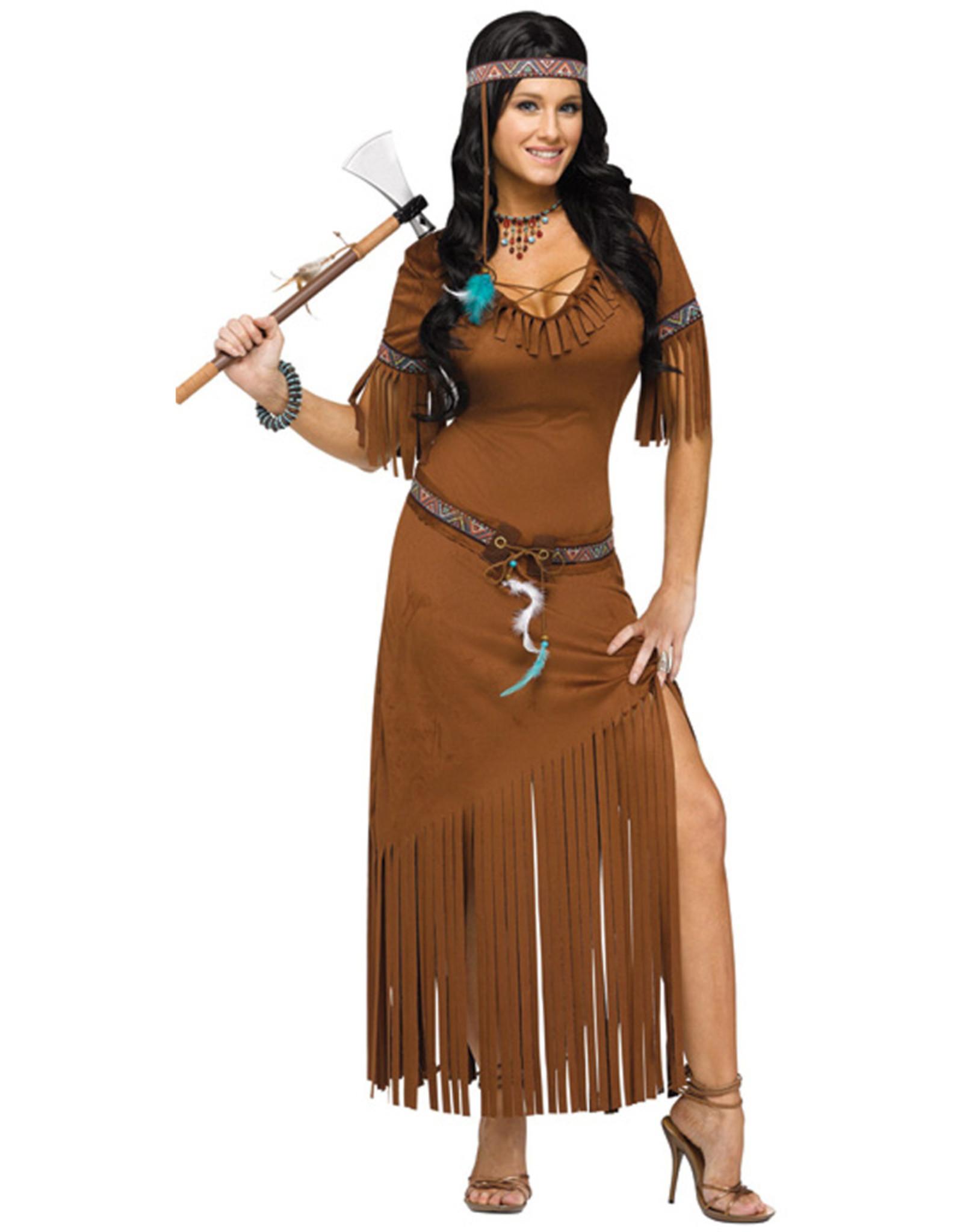 Indian Summer Costume - Women's