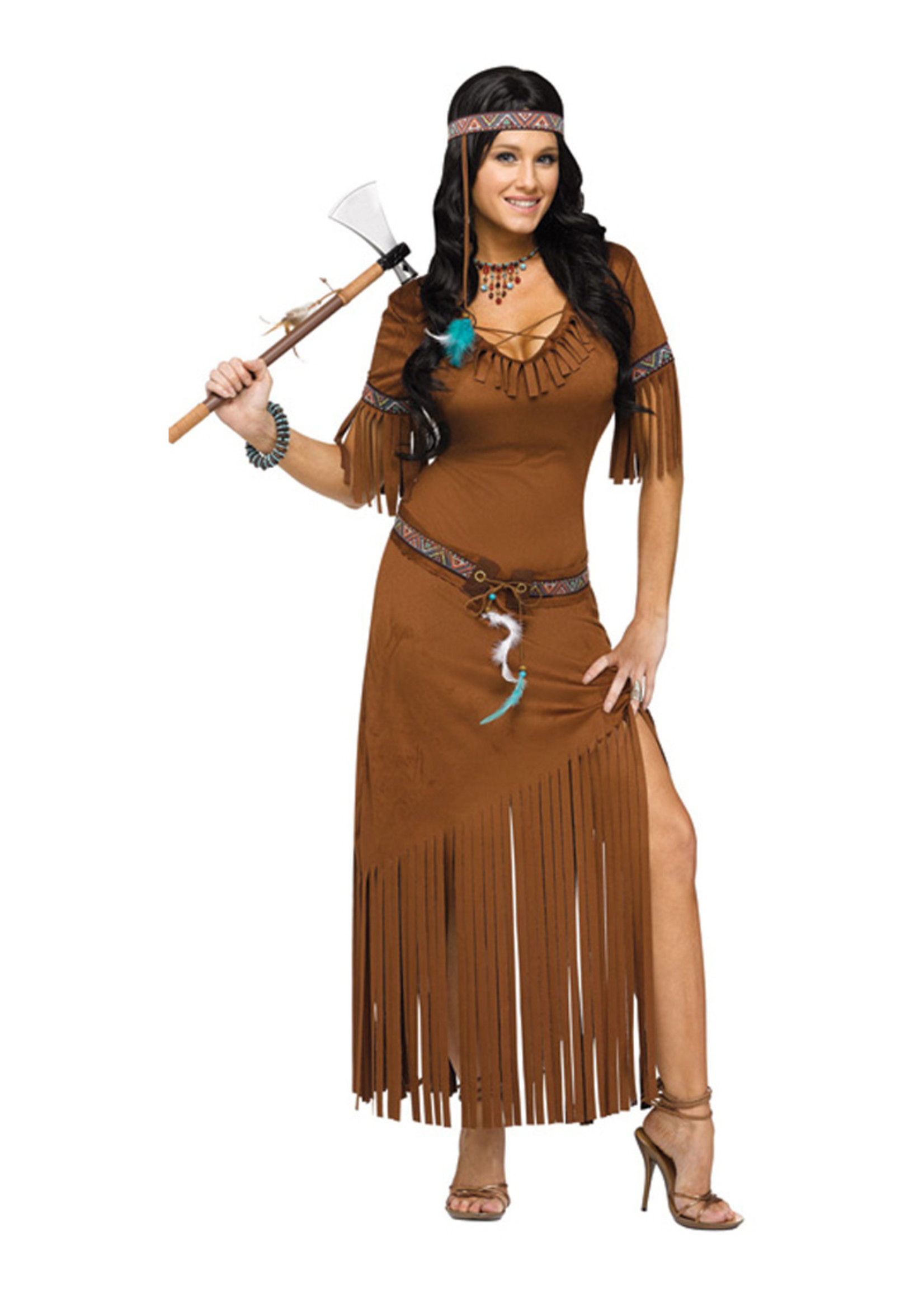 Indian Summer Costume - Women's