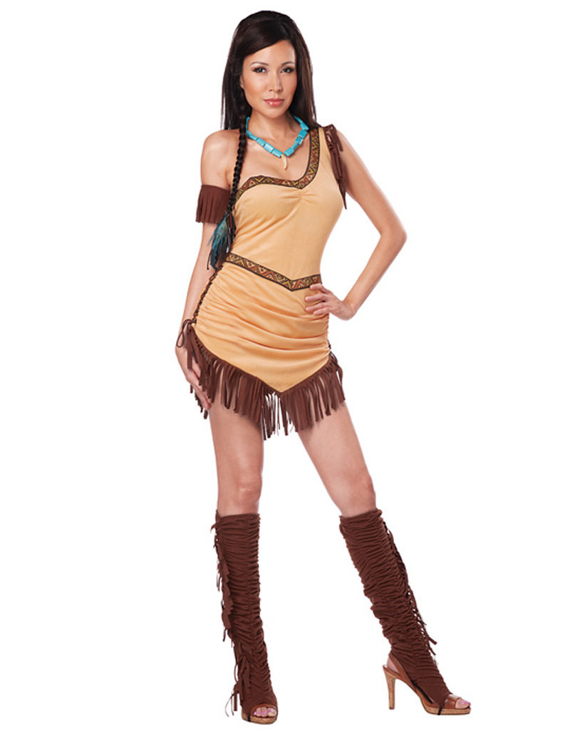 Native American Beauty Costume - Women's