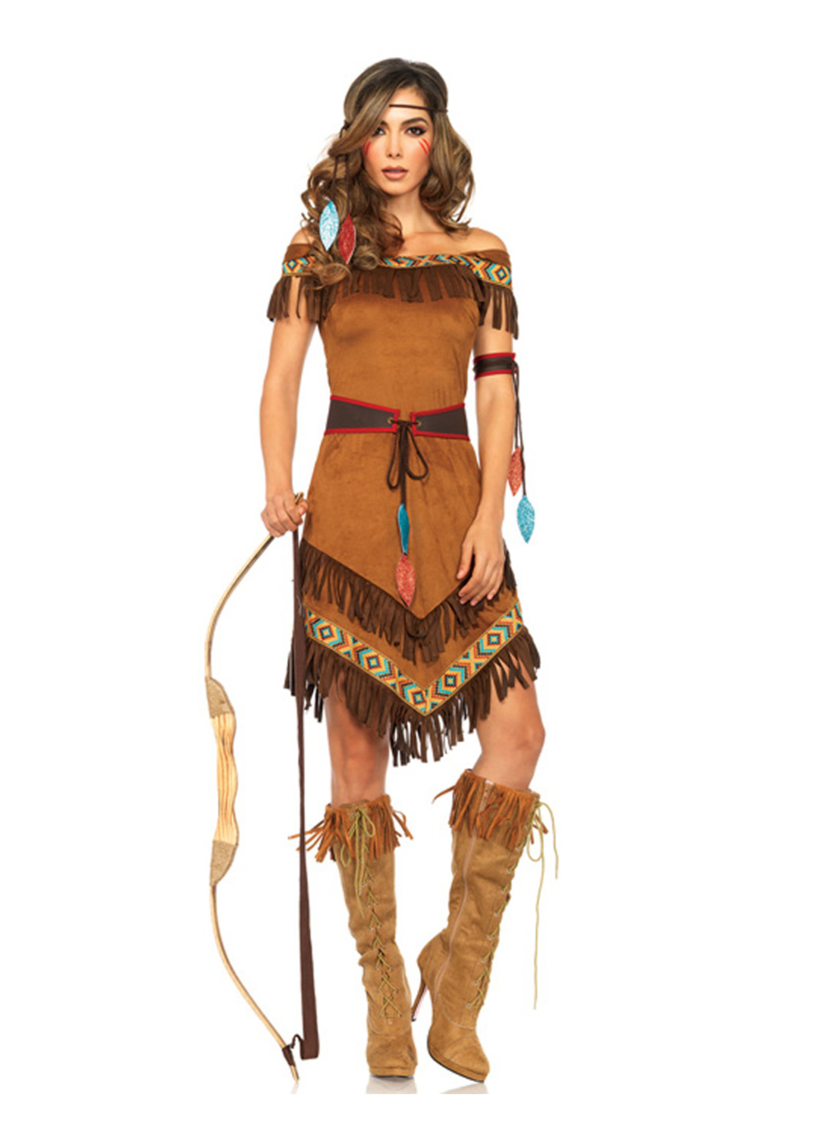 Native Princess Costume - Women's