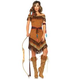 Native Princess Costume - Women's