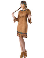 Native American Costume - Women's Plus