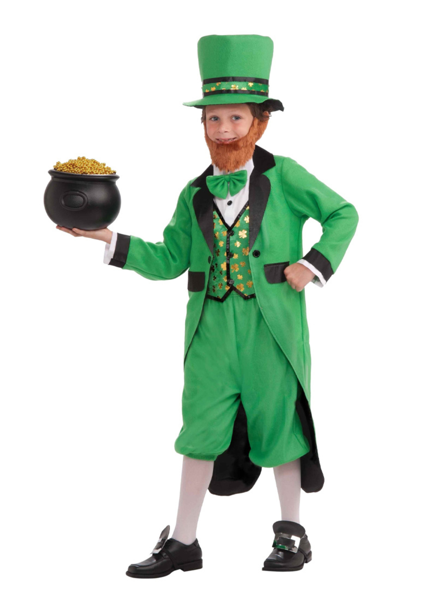 FORUM NOVELTIES Mr. Leprechaun Costume - Boy's