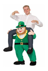 FORUM NOVELTIES Once Upon A Leprechaun Costume - Men's