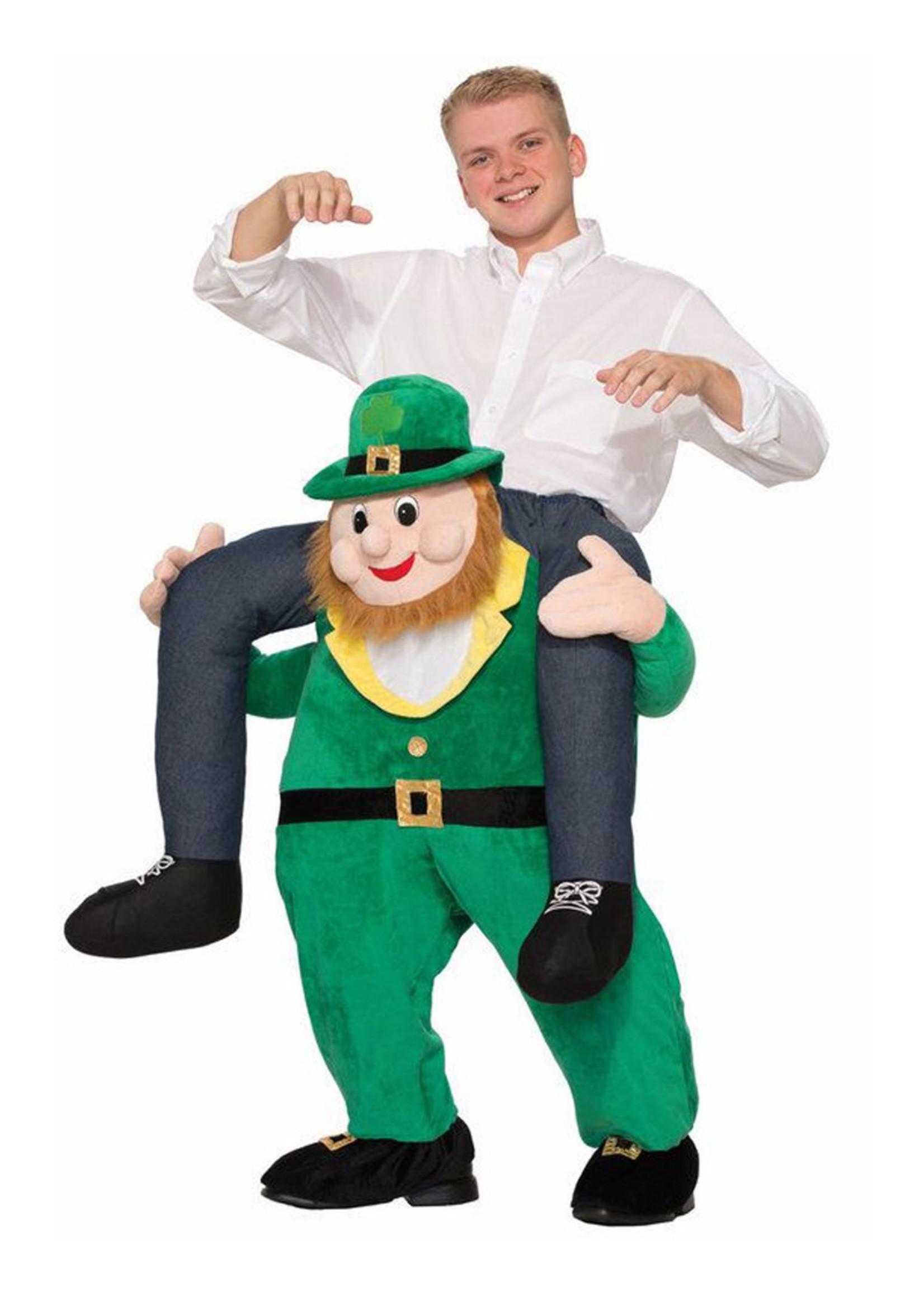 FORUM NOVELTIES Once Upon A Leprechaun Costume - Men's