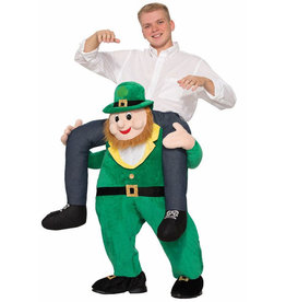 Once Upon A Leprechaun Costume - Men's