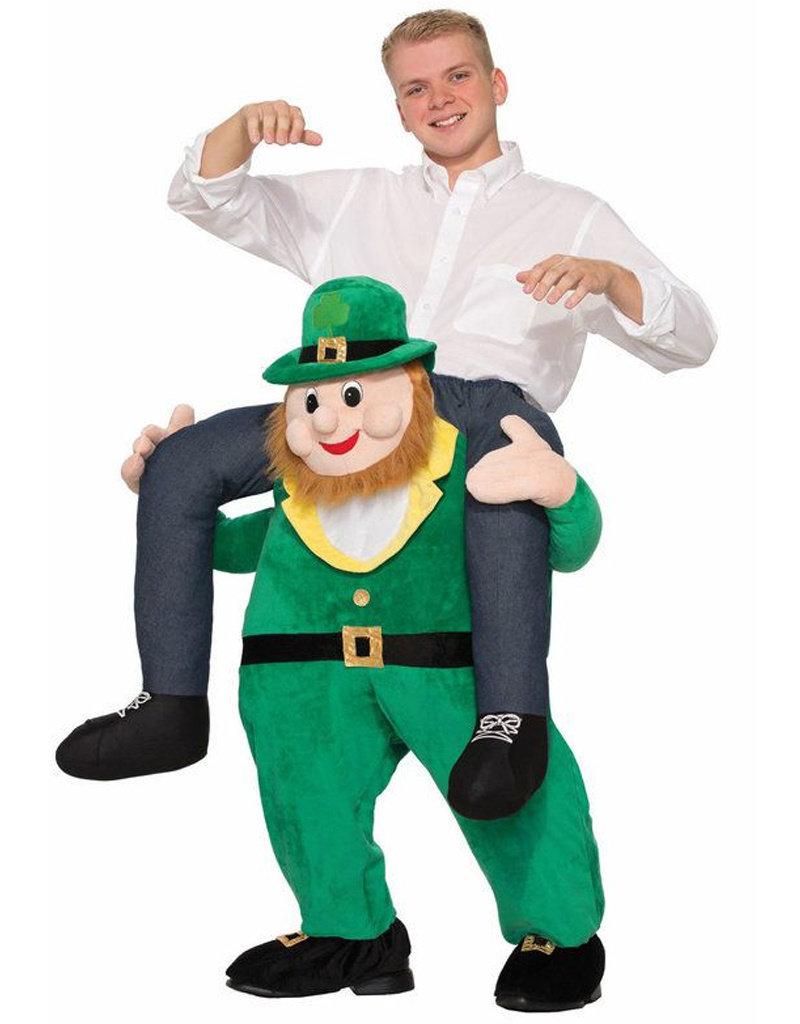 Once Upon A Leprechaun Costume - Men's