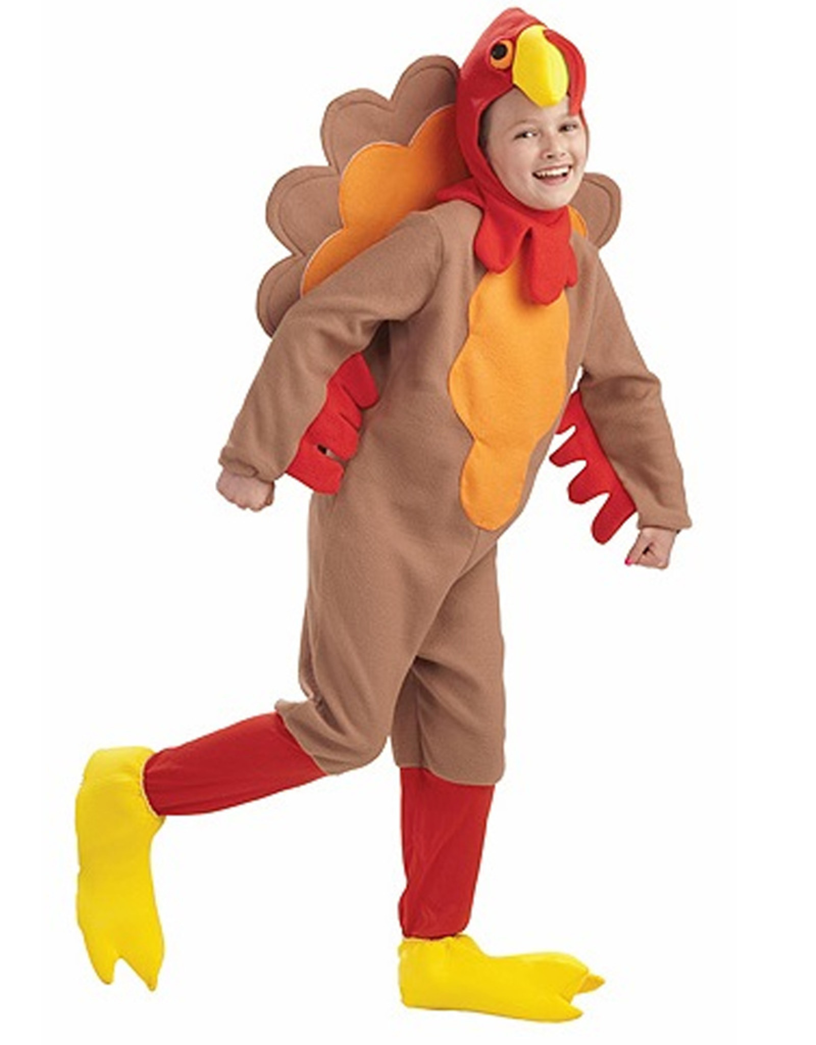 Turkey Costume - Boy's