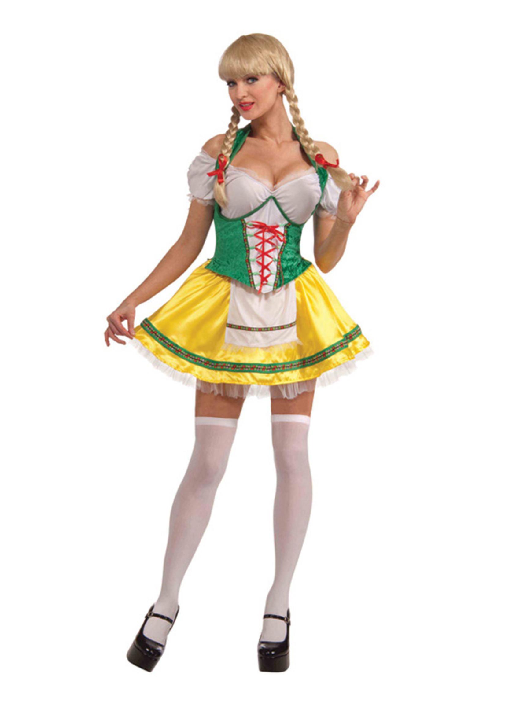 Beer Garden Girl Costume - Women's