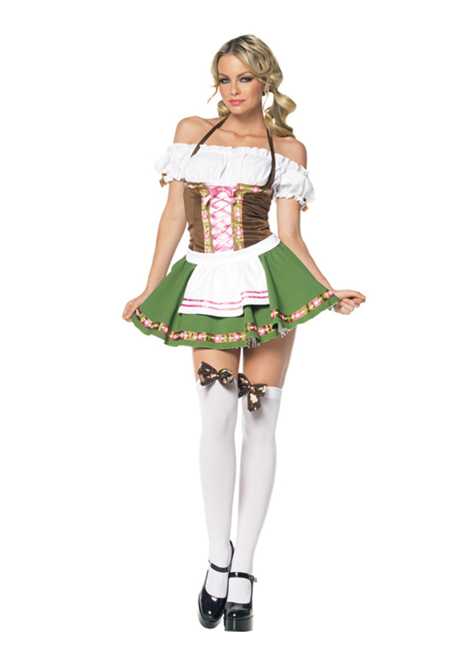 LEG AVENUE Gretchen Costume - Women's