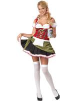 Bavarian Bar Maid Costume - Women's