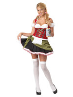 Bavarian Bar Maid Costume - Women's