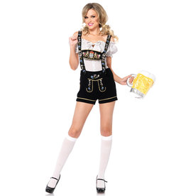 Edelweiss Lederhosen Costume - Women's