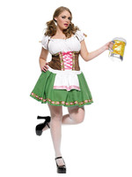 Gretchen Costume - Women's Plus