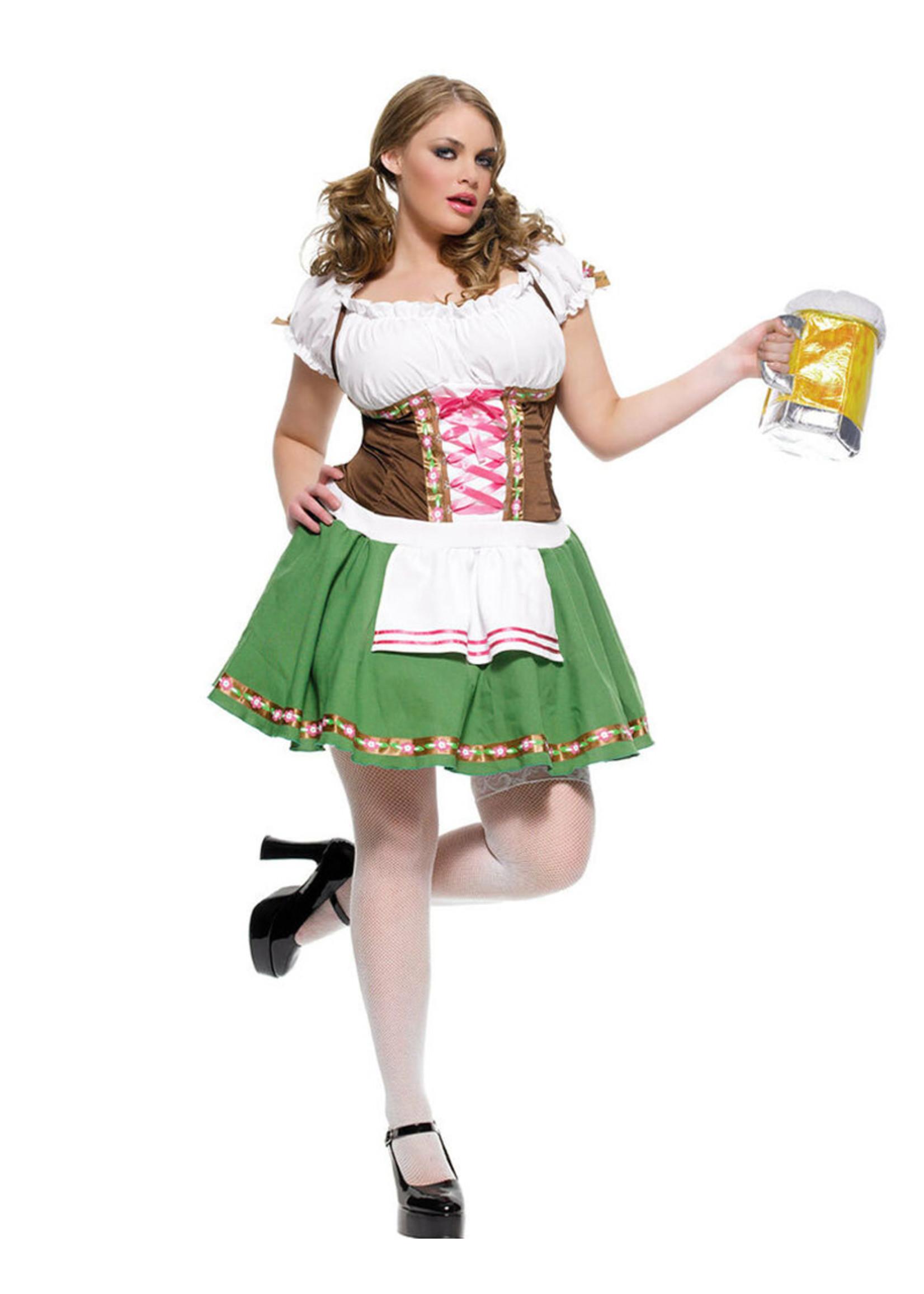 Gretchen Costume - Women's Plus