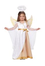 Sweet Little Angel Costume - Girl's