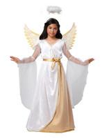 Guardian Angel Costume - Girl's