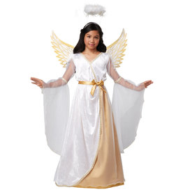 Guardian Angel Costume - Girl's