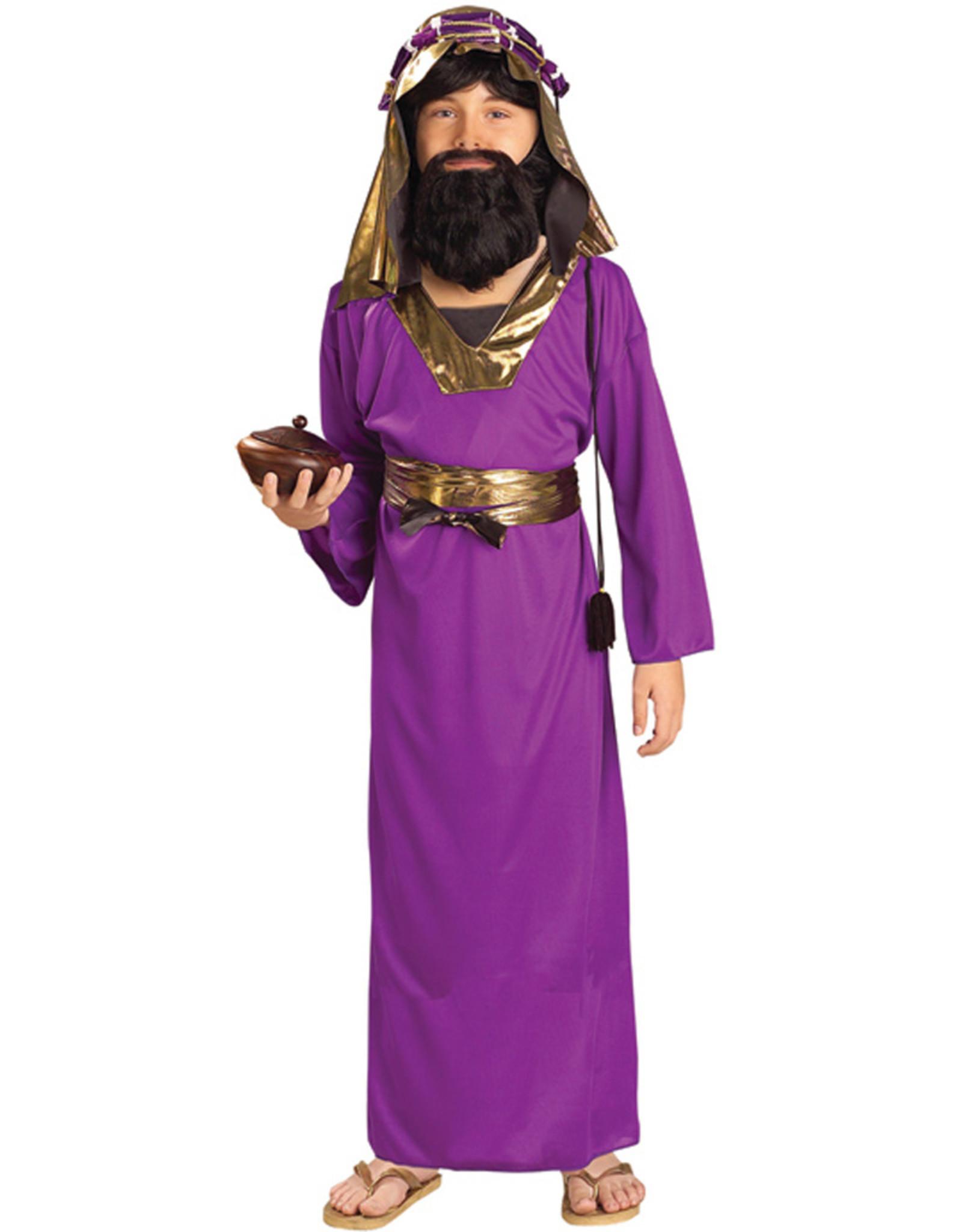 FORUM NOVELTIES Wise Man - Purple Costume - Boy's