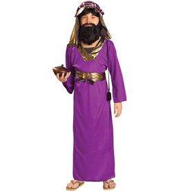 Wise Man - Purple Costume - Boy's