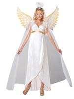 Guardian Angel Costume - Women's