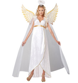 Guardian Angel Costume - Women's
