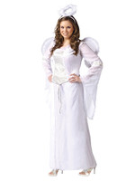 Heavenly Angel Costume - Women's Plus