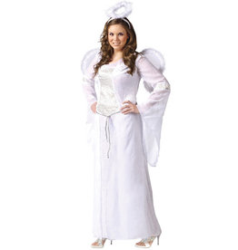 Heavenly Angel Costume - Women's Plus