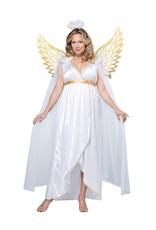 Guardian Angel Costume - Women's Plus