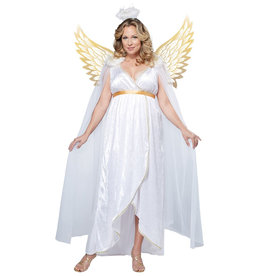 Guardian Angel Costume - Women's Plus