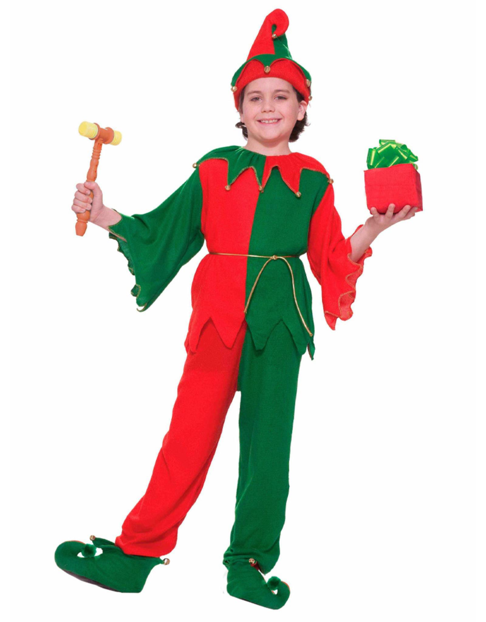 FORUM NOVELTIES Santa's Elf Costume - Child