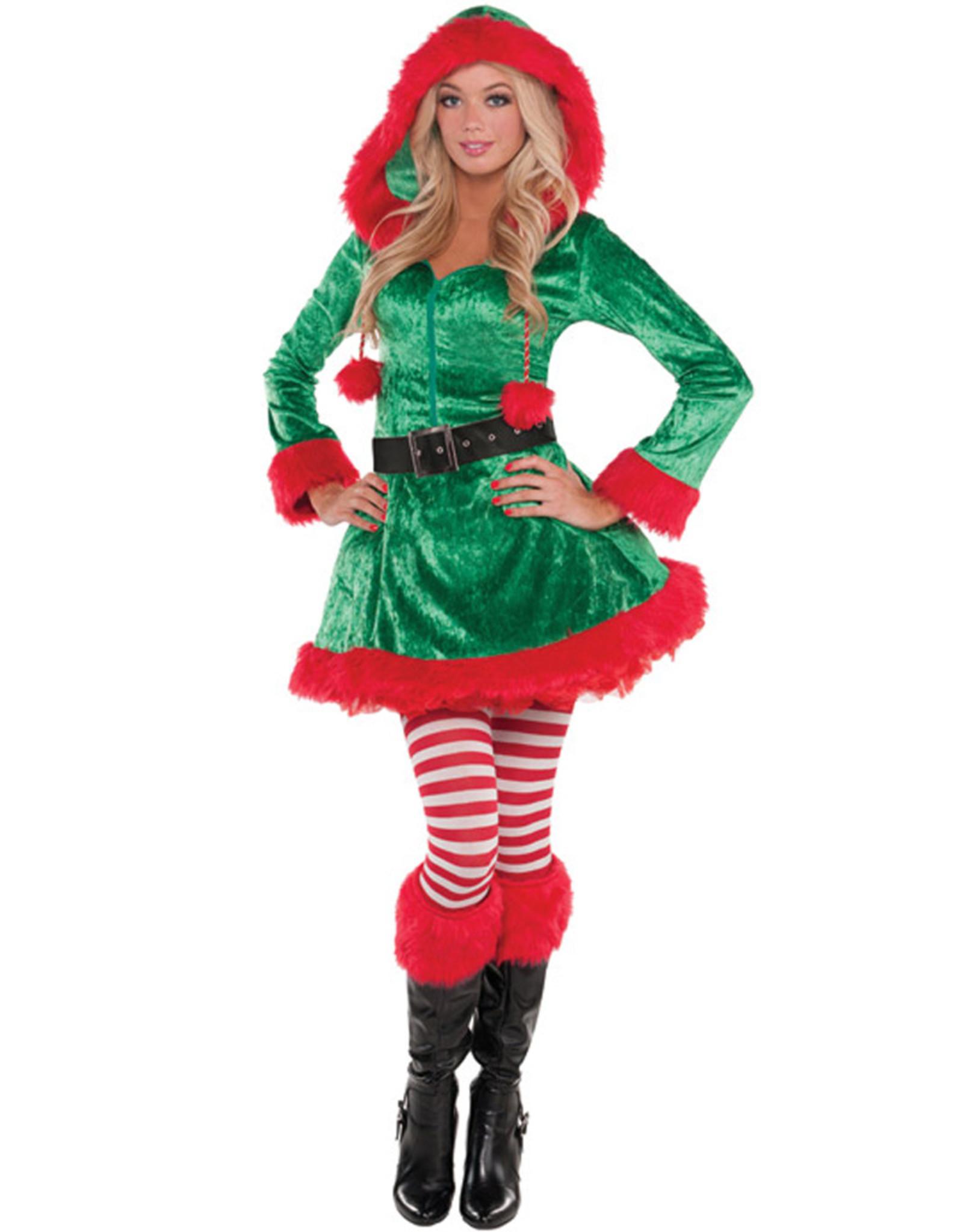 Sassy Elf Costume - Women's