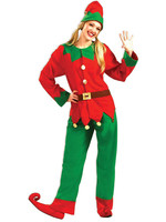Simply Elf Costume - Women's