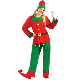Simply Elf Costume - Women's