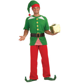 Jolly Elf Costume - Men's