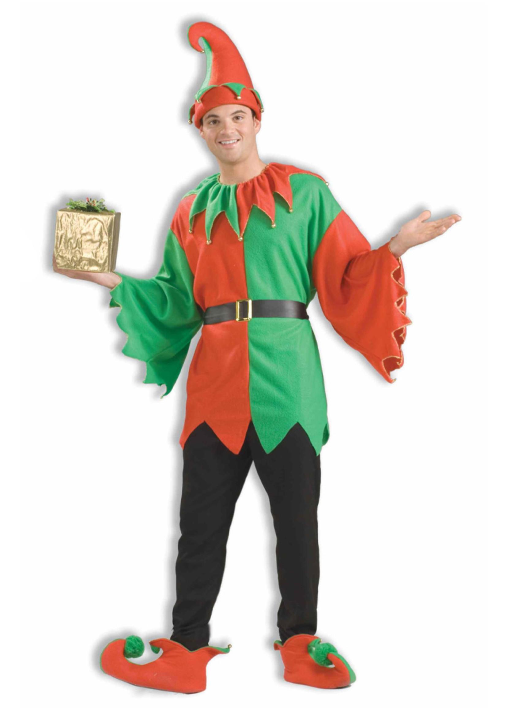 FORUM NOVELTIES Santa's Helper Elf Costume - Men's