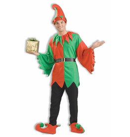 Santa's Helper Elf Costume - Men's