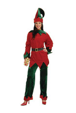 FORUM NOVELTIES Santas Helper Costume - Women's