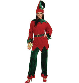 Santas Helper Costume - Women's