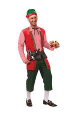 FORUM NOVELTIES Toy Maker Elf Costume - Men's