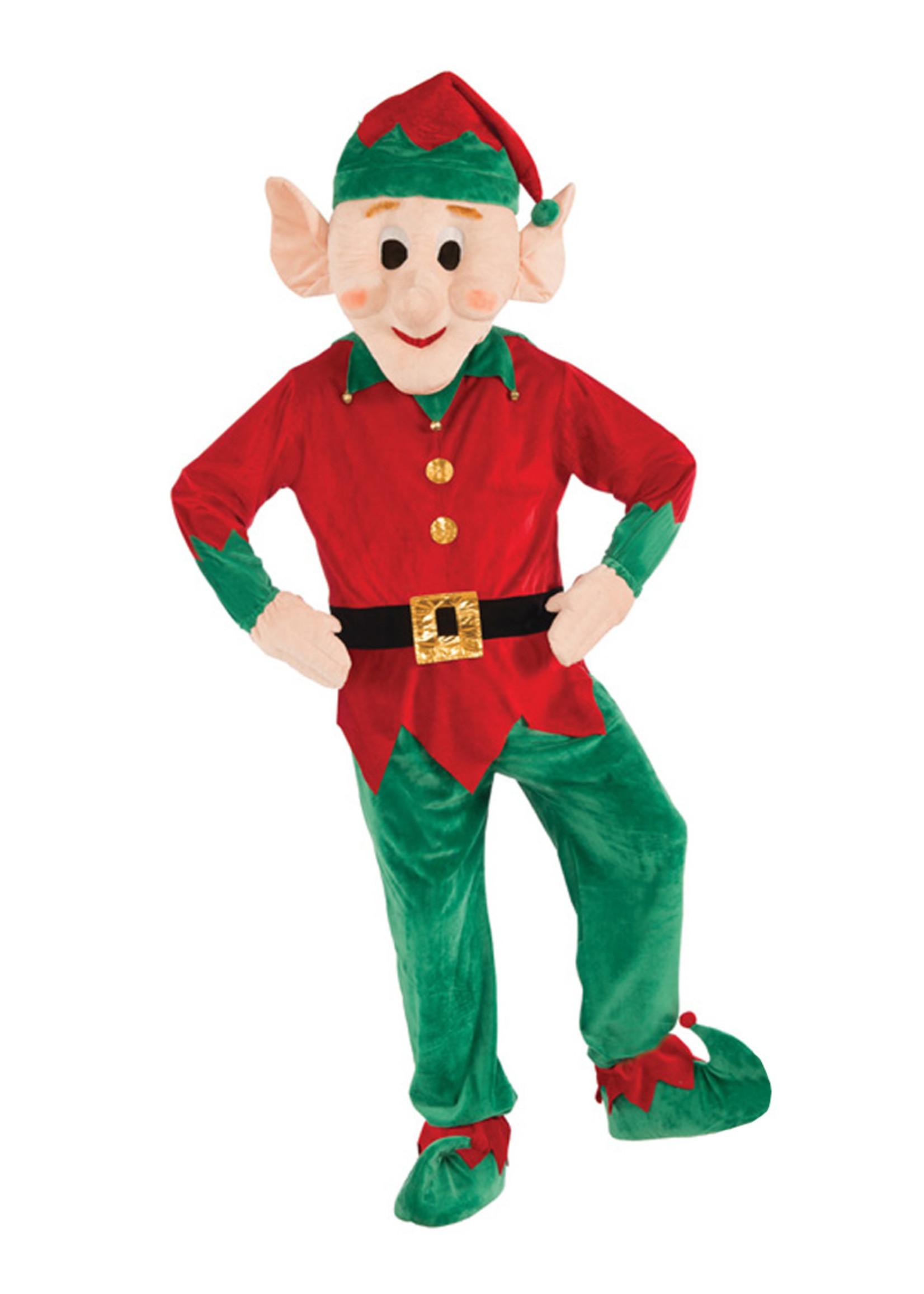 FORUM NOVELTIES Plush Elf Costume - Adult