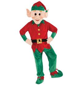 Plush Elf Costume - Adult