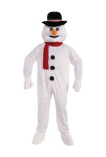 Snowman Costume - Adult