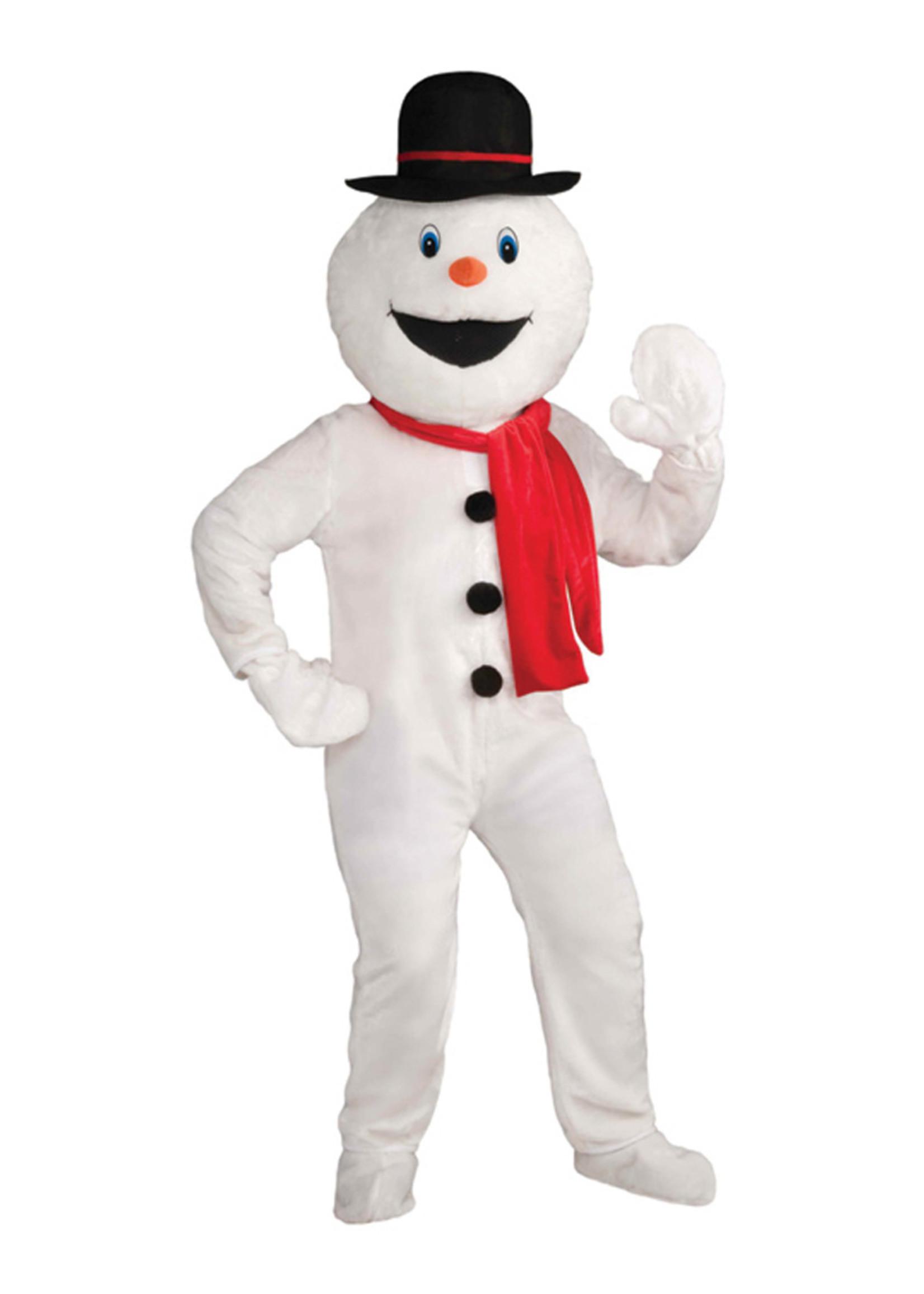 FORUM NOVELTIES Snowman Deluxe Costume - Adult