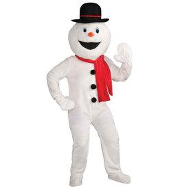 Snowman Deluxe Costume - Adult